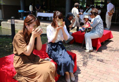 【終了】6月3日新緑茶会